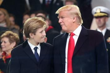 SNL Writer Suspended For Offensive Tweet About Barron Trump
