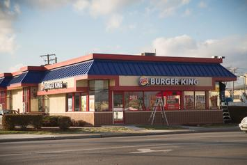 Burger King Employees Busted Selling Weed Using Drive Through Window