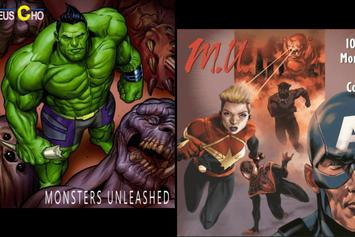 Marvel Gives The Superhero Treatment To N.W.A., Goodie Mob & Sean Price
