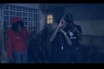 """Popcaan Feat. Jafrass, Quada """"Unruly Camp"""" Video"""
