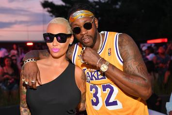 "2 Chainz & Amber Rose Collaborate On ""Pretty Girls Like Trap Music"" Playlist"