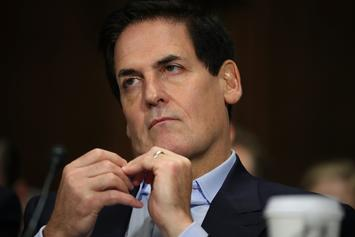Mark Cuban Says Donald Trump Won't Last Four Years In D.C.
