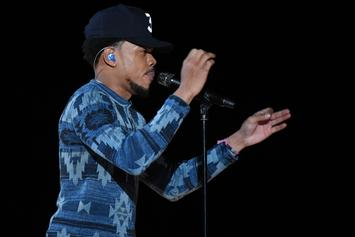 "Watch Chance The Rapper Perform ""How Great"" / ""All We Got"" At The Grammys"