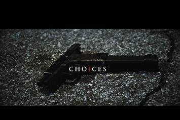 "Tracy T Feat. Rick Ross, Pusha T ""Choices"" Video"