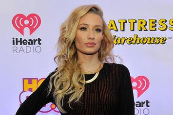 Iggy Azalea Twerks On Instagram
