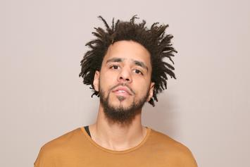 "J. Cole Announces ""4 Your Eyez Only"" World Tour"