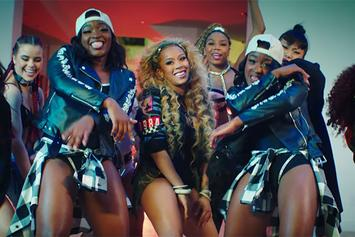 "Keyshia Cole Feat. French Montana, Remy Ma ""You"" Video"