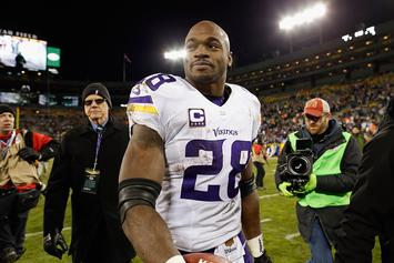 Adrian Peterson Set To Become Unrestricted Free Agent In March