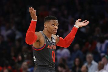"Mark Cuban Says Russell Westbrook Is ""Not"" In The MVP Race"