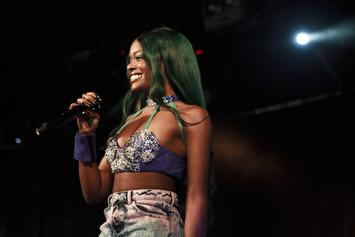 Azealia Banks Issued Arrest Warrant After Missing Court Date For Assault Charges