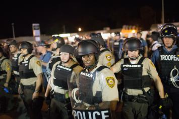 New Footage From Night Before Michael Brown's Death Reignites Ferguson Protests