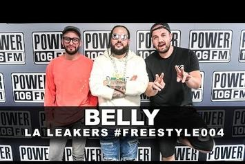Belly Freestyles On L.A. Leakers