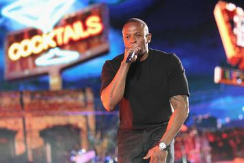Dr. Dre Wants L.A To Host 2024 Olympics