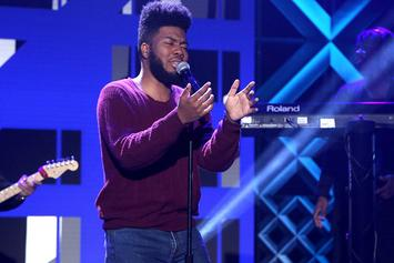 "Khalid Performs ""Location"" On The Ellen Show"