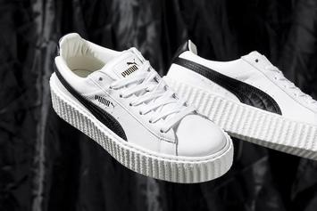 "Rihanna x PUMA Creeper ""Cracked Leather"" Pack Drops Today"