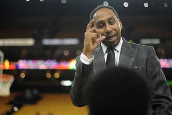 Watch All Of Stephen A. Smith's Epic Rants About Marijuana Use