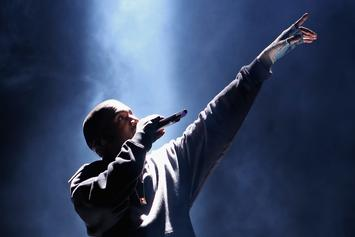 """Kanye West Wanted To Put The N-Word In Every Song Title On """"Watch The Throne"""""""