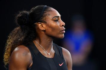 """Serena Williams Responds To Derogatory Comments: """"Like Air, I Rise"""""""