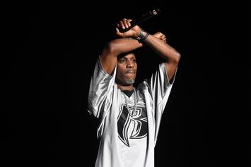 DMX Checks Himself Into Rehab