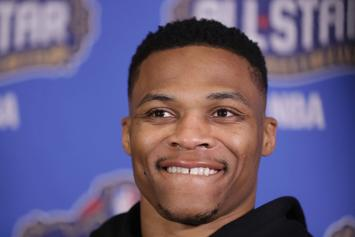 """Russell Westbrook Eligible For """"Supermax"""" Deal, Would Make Him Highest-Paid In NBA History"""