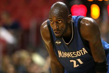 Tyronn Lue Tried To Get Kevin Garnett Out Of Retirement To Play For Cavs