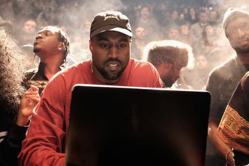 Kanye West Reportedly Working On Next Album Atop Of A Mountain In Wyoming
