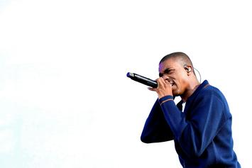 """Vince Staples' """"Big Fish Theory"""" Album Is Dropping On Friday"""