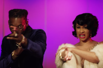 "Cardi B Feat. Offset ""Lick "" Video"