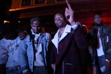 """Omelly Feat. YFN Lucci """"Play By The Rules"""" Video"""
