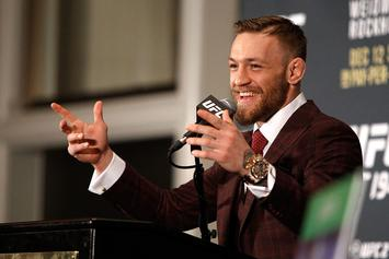 Conor McGregor Agrees To Deal To Fight Mayweather, Now It's Up To Floyd