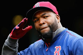 "Watch David Ortiz Reenact ""The Departed,"" ""The Town,"" + Other Boston Films"