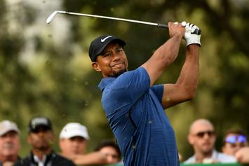 Tiger Woods Releases Statement On DUI, Says Alcohol Wasn't Involved