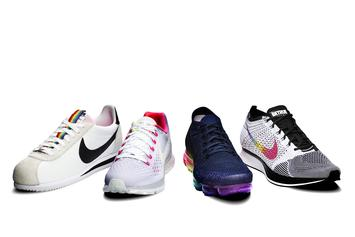 """Nike Unveils 2017 """"Be True"""" Collection Inspired By LGBTQ Community"""