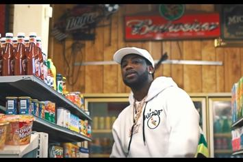 "Philthy Rich Feat. Gucci Mane, Yhung To ""Around"" Video"