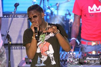 Rich Homie Quan Arrested For Felony Drug Possession