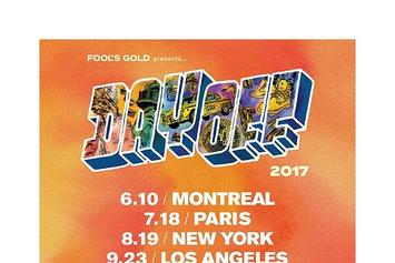 "Fool's Gold Announces ""DAY OFF"" 2017 Dates"