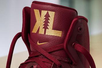 Nike Unveils Kevin Love's Nike Hyperdunk PE For The NBA Finals
