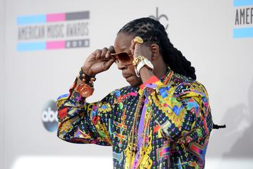 2 Chainz Combines With Trouble Andrew On New Apparel Line