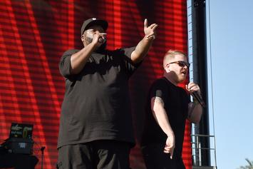 "Killer Mike Says He'd ""Punch"" Bill Maher If He Used The N-Word In Front Of Him"