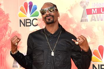 Snoop Dogg Shares Snippet Of Upcoming Gospel Album In New Video.