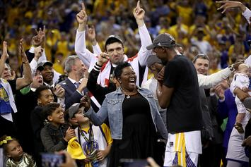 Kevin Durant's Mom Gets Apology From Stephen A. Smith