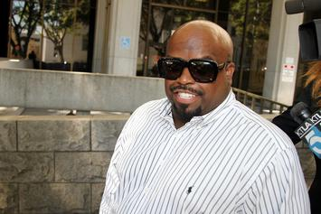 "Cee-Lo Green Calls Airport Employee's Singing ""Special"""