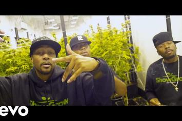 "Krayzie Bone ""Make You Wanna Get High"" Video"