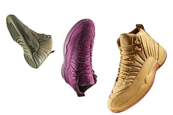 PSNY x Air Jordan 12 Collabs Release Details Announced