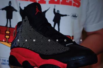 """Bred"" Air Jordan 13 Returning This Summer: Details"