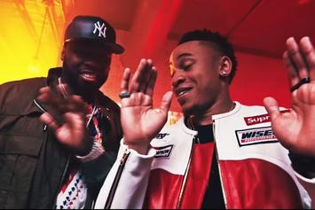 """Rotimi Feat. T.I., 50 Cent """"Nobody"""" Video"""