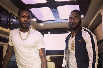 Meek Mill's Crew Reportedly Warned Safaree To Stay Away Days Prior To Altercation