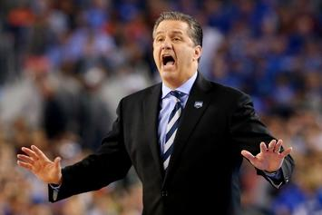 Kentucky's John Calipari Shoots Down Knicks Rumors