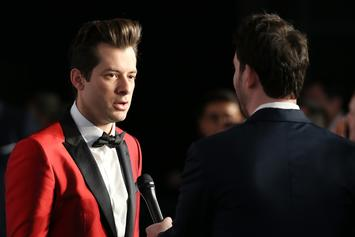 "Mark Ronson Upset By Tidal-Exclusive ""4:44"" Release"
