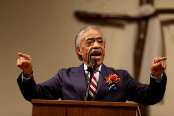 """Al Sharpton Reportedly Flattered By Jay-Z's """"4:44"""" Mention"""